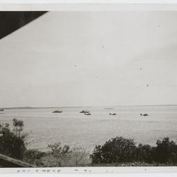 Colin James Ellis, World War II photograph album, Darwin.