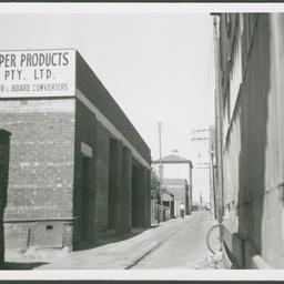 Fenn Place, Adelaide, East Side