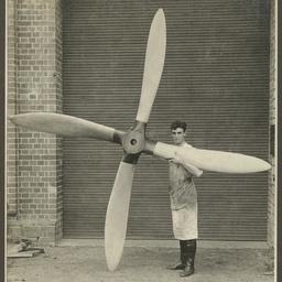New propeller.