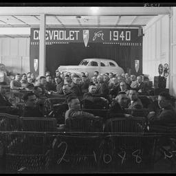 Chevrolet Convention at GMH Birkenhead Plant
