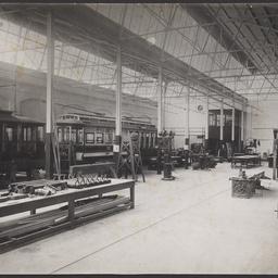 Carpenters' workshop at MTT