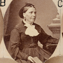 Group of [women] Old Colonists : Sarah Taylor Gregory