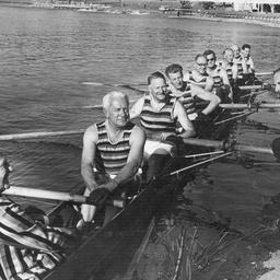 Adelaide Rowing Club : Veterans VIII