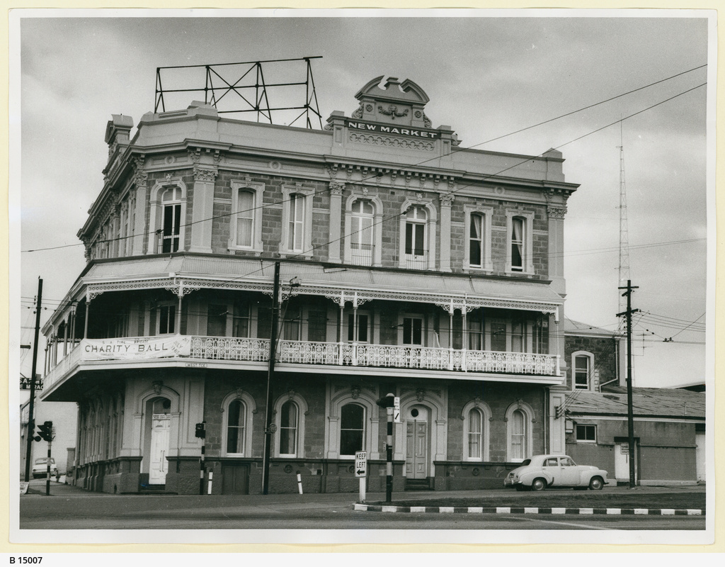 Newmarket Hotel, Adelaide