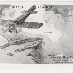 Harry Butler's Flight
