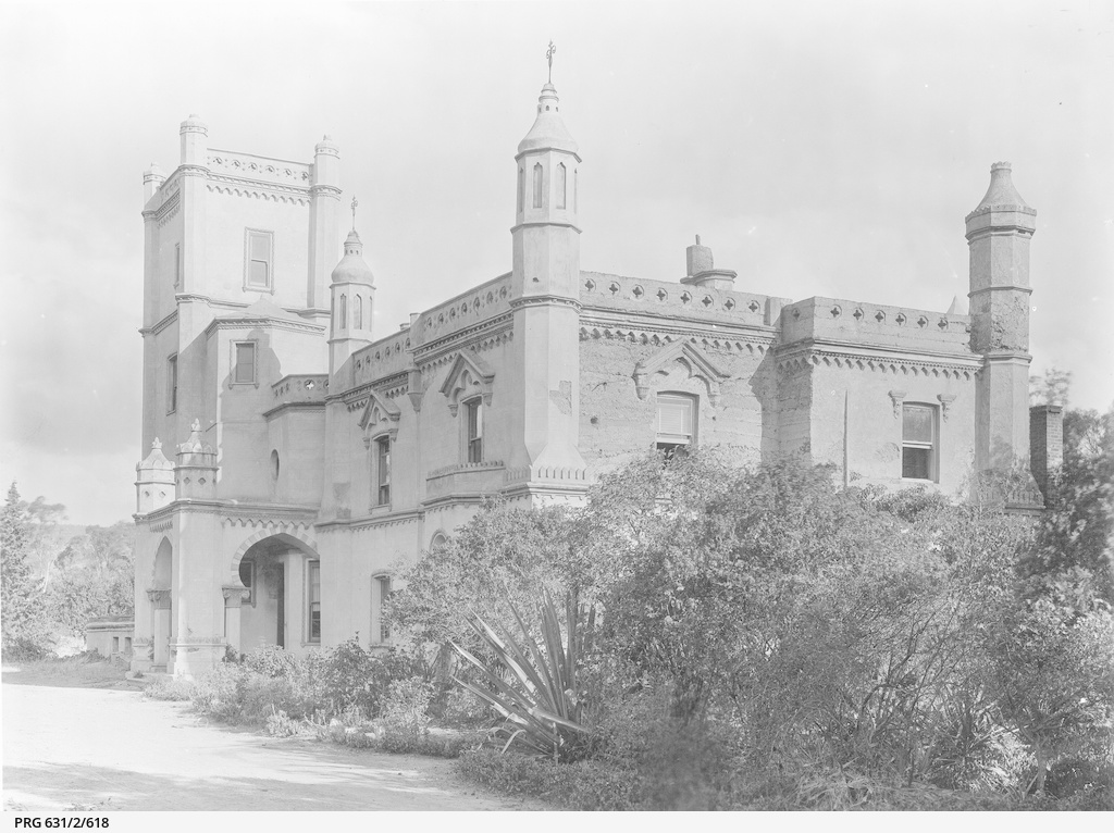 Babbage's Castle, St. Mary's