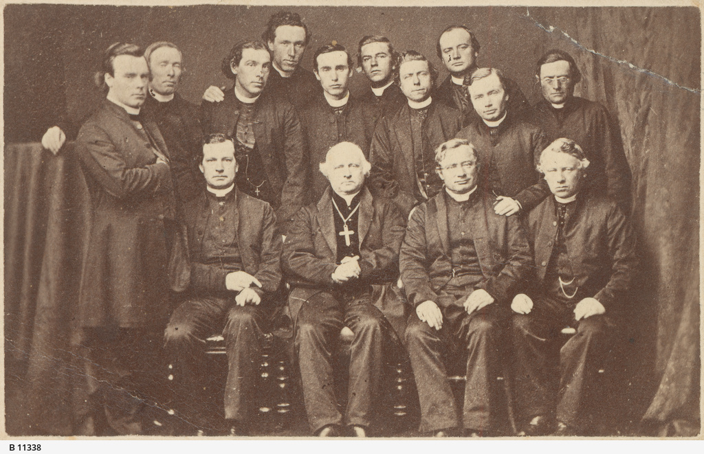 Catholic Clergymen