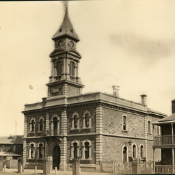 Town Hall, Port Adelaide