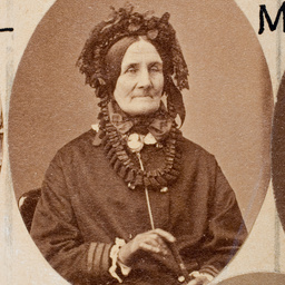 Group of [women] Old Colonists : Nancy Turner