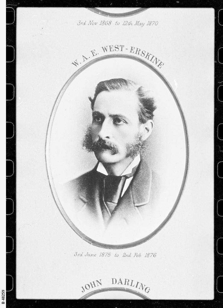 W. A. E. West-Erskine