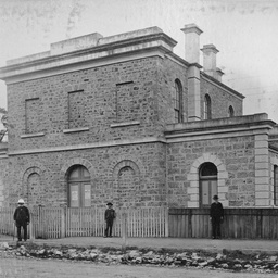 Mount Gambier and District : Court House