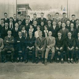 Parsons & Robertson Ltd staff