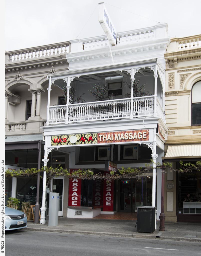 Ma's Thai Massage, Hindley Street, Adelaide
