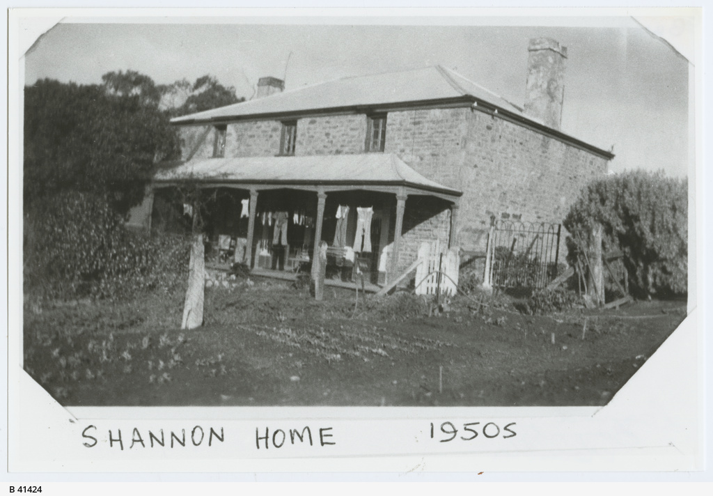 Shannon House at Moculta