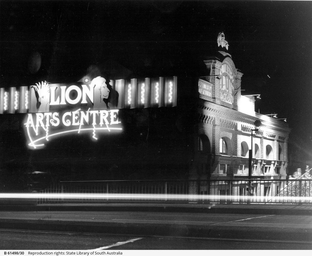 Lions Art Centre