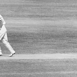 End of Queensland's first innings