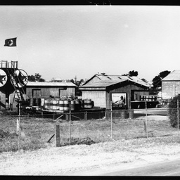 Caltex depot at Mount Gambier