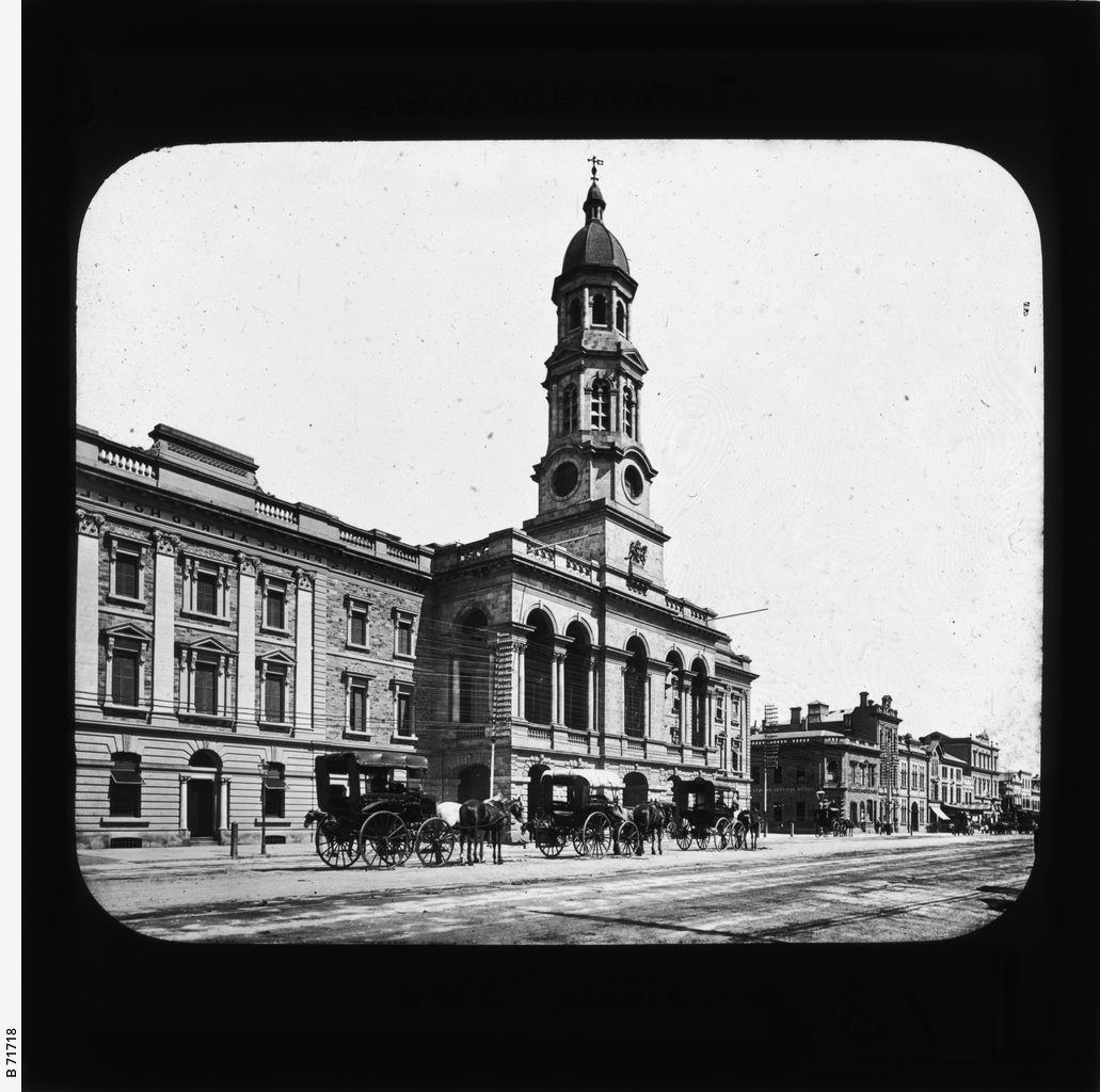 Town Hall, Adelaide