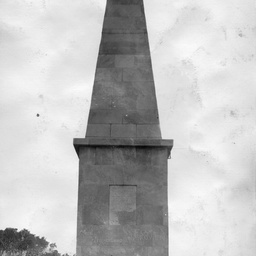 Flinders monument at Port Lincoln