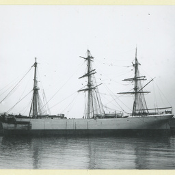 The 'Rydalmere' in an unidentified port