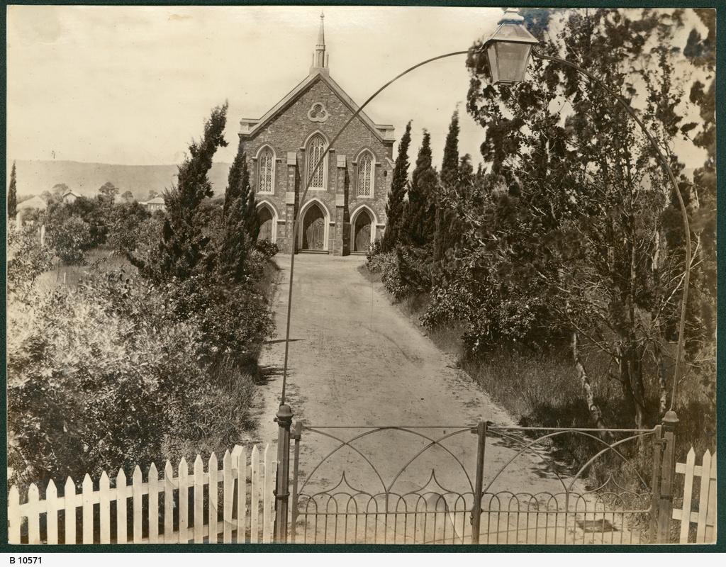 Clayton Church, Beulah Park