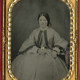Portraits of the Isbister family