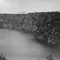 Mount Gambier and District : Blue Lake