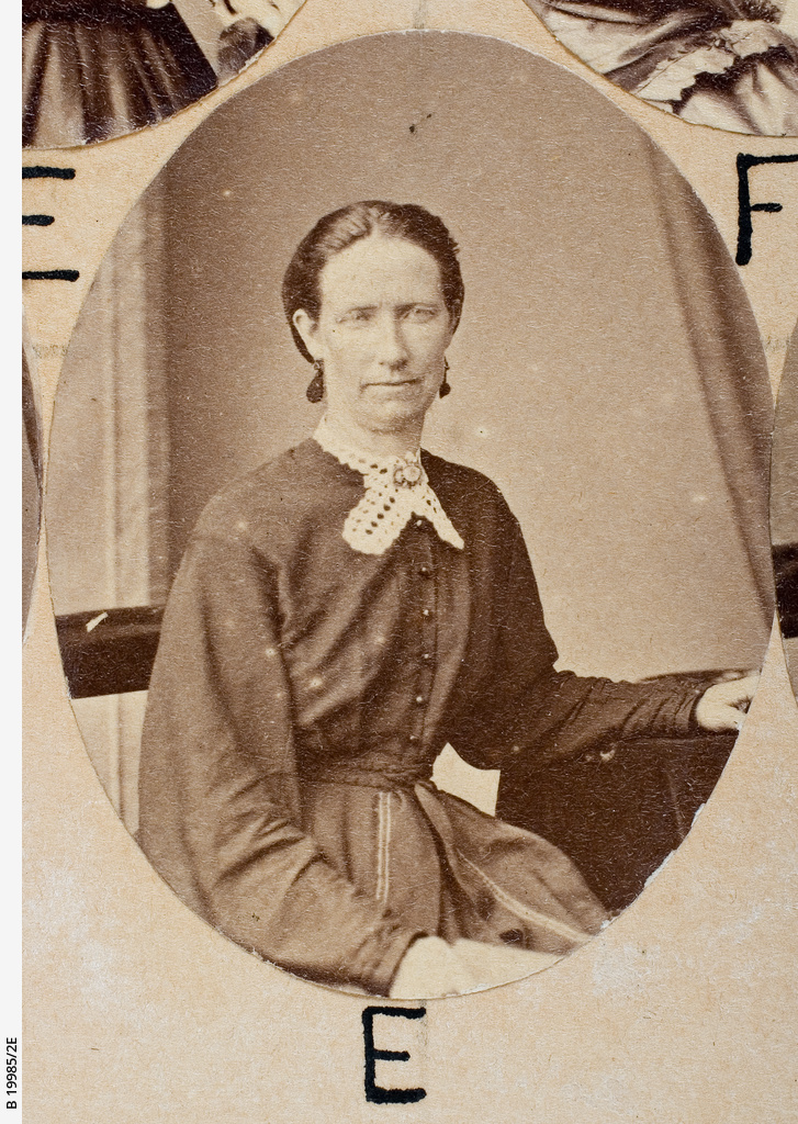 Group of [women] Old Colonists : Hannah Wadham
