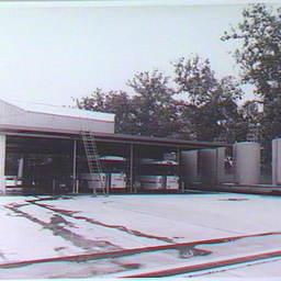Hackney Bus Depot