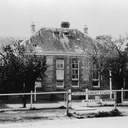 Willunga school building