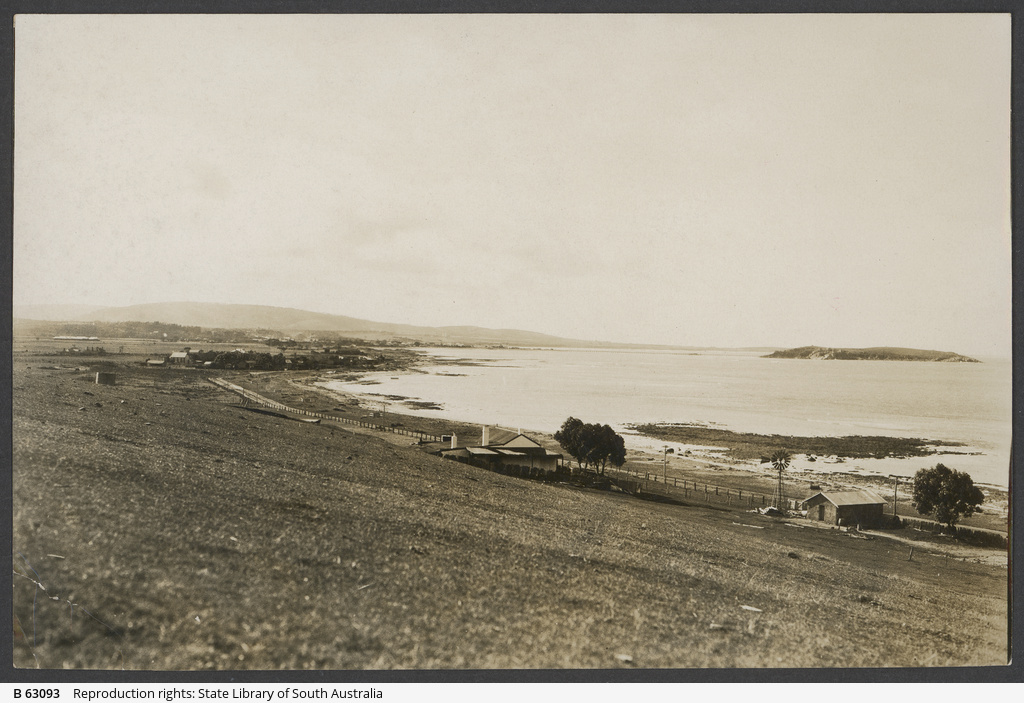 Victor Harbor And Granite Island Photograph State