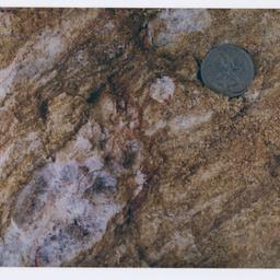 Siltstone, Burra Mine
