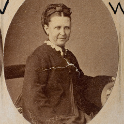 Group of [women] Old Colonists : Mary Ann Tester