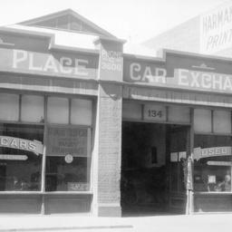 Gawler Place Car Exchange, Gawler Place