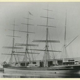 The 'Kentmere' in an unidentified port