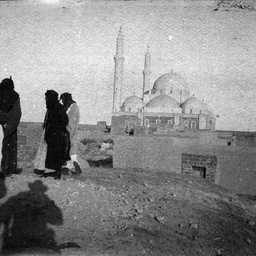Mosque of Khalid ibn al-Walid.