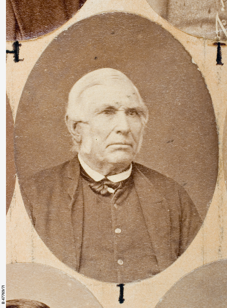 The Old Colonists Banquet Group : Charles White