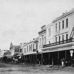 Adelaide Views : Rundle Street