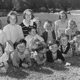 Children in Elder Park