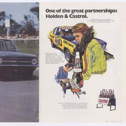Holden LC Torana brochure; 'Preparing the Torana for racing'