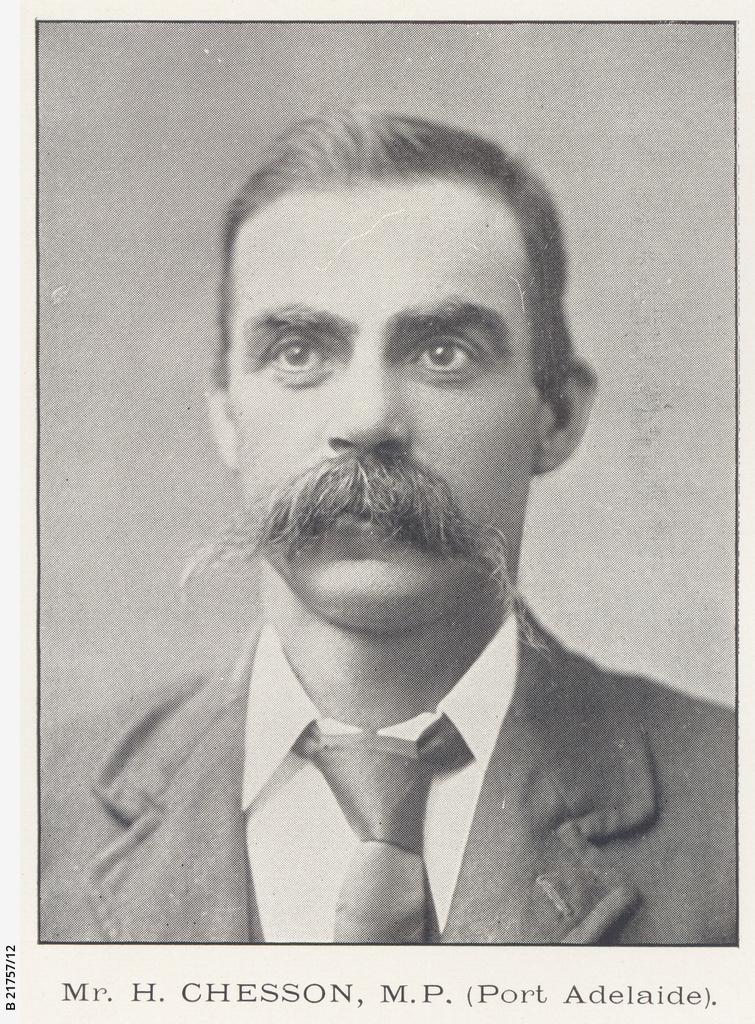 H. Chesson