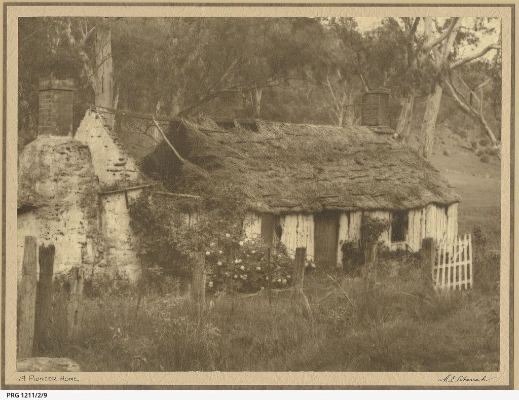 'A pioneer home'