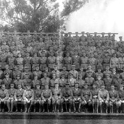 Australian military staff instructors