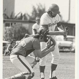 Photographs relating to baseball various teams, mainly Northern Districts