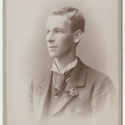 Photograph album of James Ramsay McColl