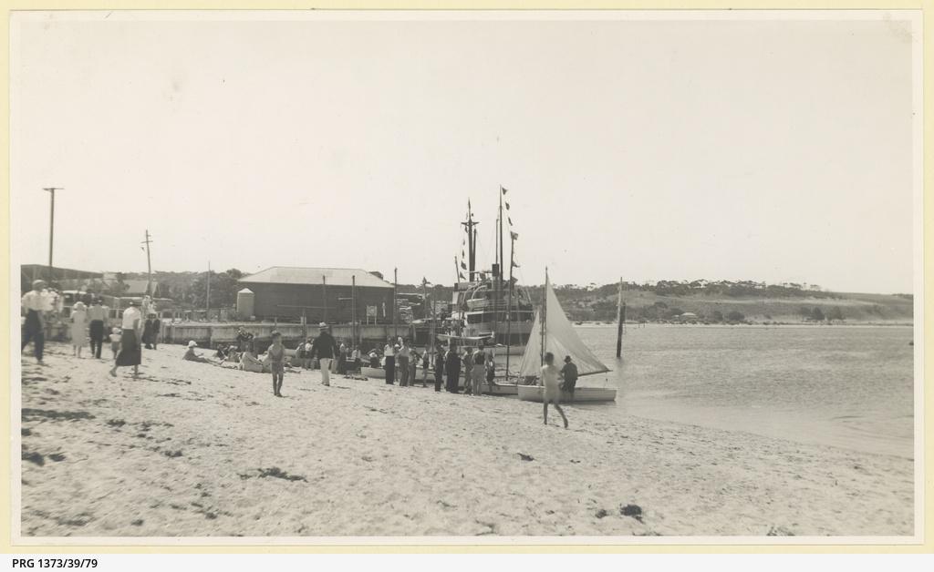 Port Vincent 1937