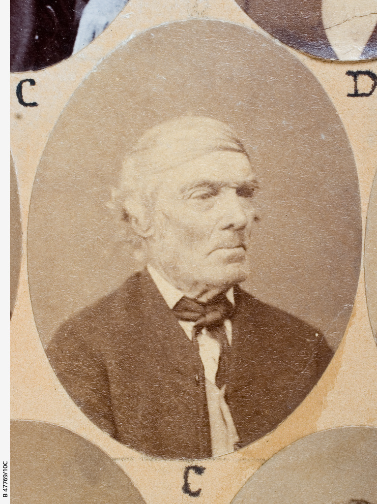 The Old Colonists Banquet Group : John Hayward
