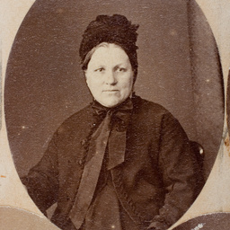 Group of [women] Old Colonists : Fanny Aston