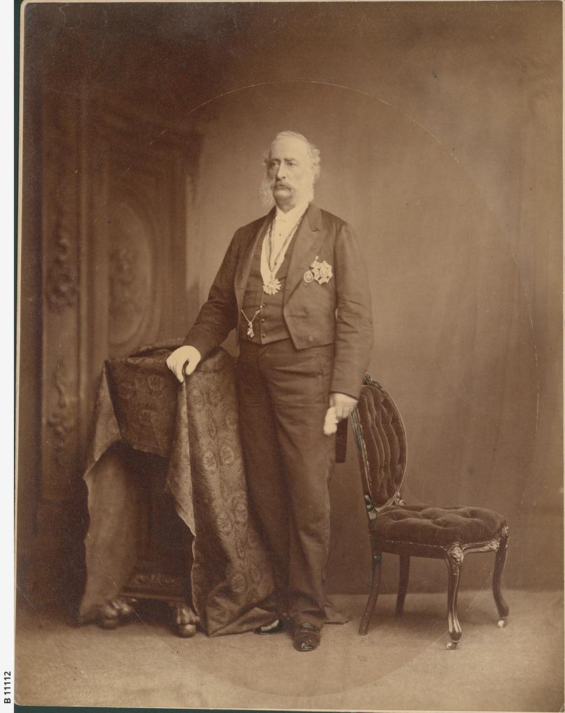 Sir R. G. MacDonnell