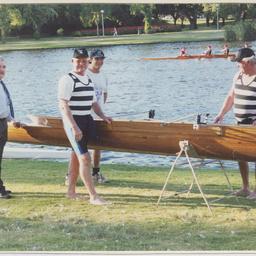 Masters' Rowing Regatta